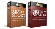 Analog Story + Distinct Analog - Lightroom 4 Presets Bundle from Delicious Presets