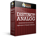 Delicious Presets - Distinct Analog, best vintage analog presets for Lightroom 4 & Lightroom 5