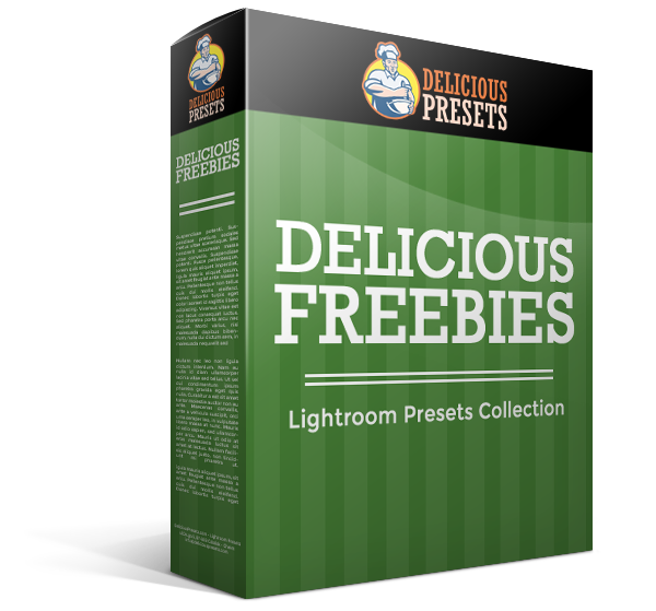 Free Lightroom Presets by Delicious Presets