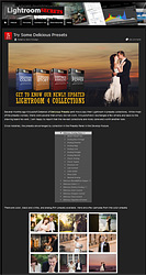Delicious Presets Review