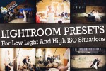 Lightroom Presets For Low Light And High ISO Situations