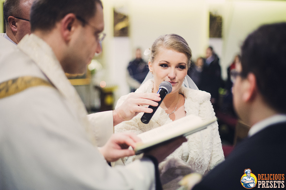 Low Light Lightroom Wedding Presets
