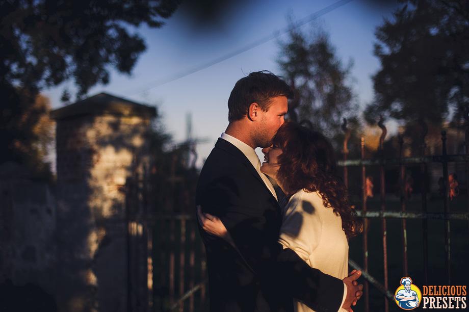 Sunlit Wedding Photography Lightroom Presets