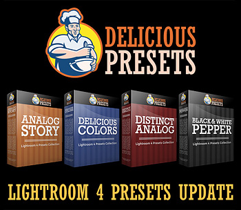 Press Release: Delicious Presets Upgrades Lightroom Presets Collections