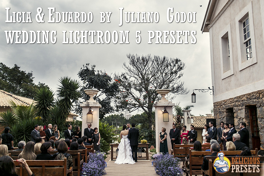 Wedding Lightroom 5 Presets