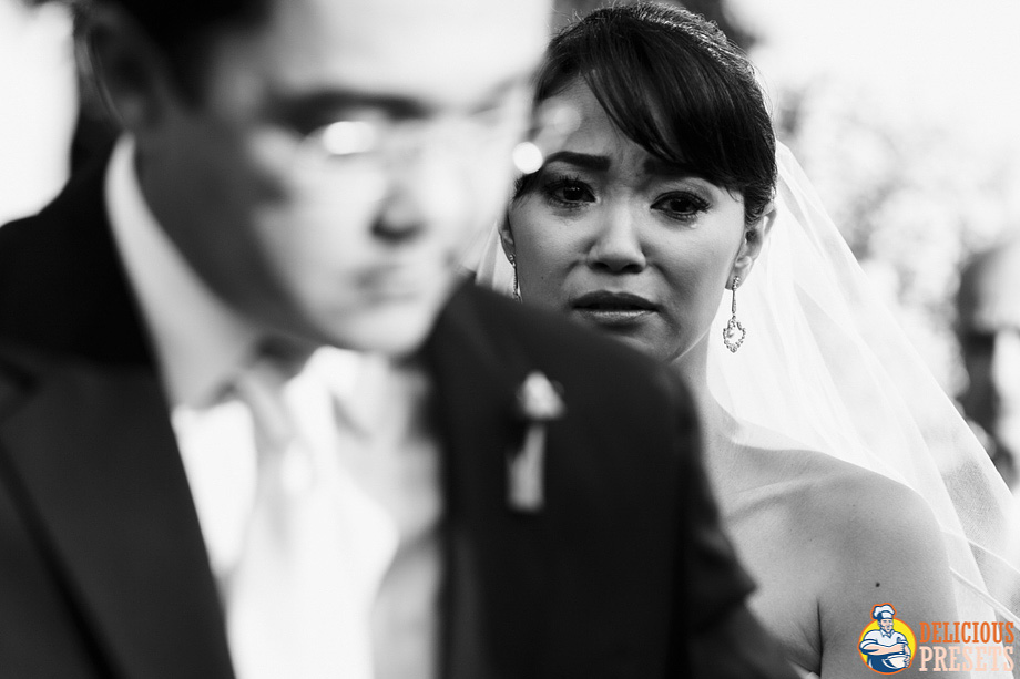 B&W Wedding Lightroom Presets