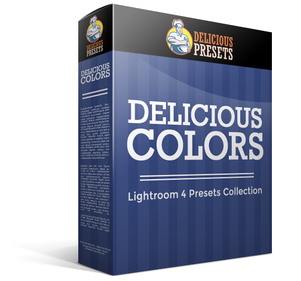 Presety do Lightroom 4/5 - Delicious Colors od Delicious Presets
