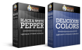 Zestaw Delicious Colors + B&W Pepper - komplet Delicious Presets
