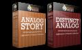 Zestaw dwóch kolekcji presetów do Lightrooma Delicious Presets - Analog Story i Distinct Analog