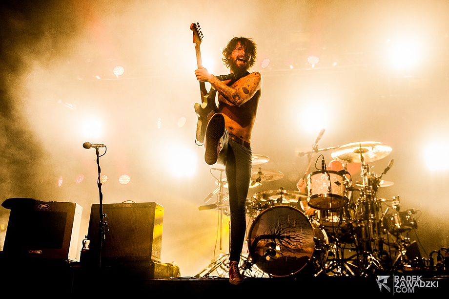 Radek Zawadzki - Concert Photography Interview - Biffy Clyro Concert Photos