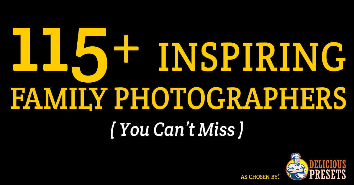 115+ Inspiring Family Photographers You Can't Miss - impressive list with a lot of interesting photographers, often with photojournalistic approach