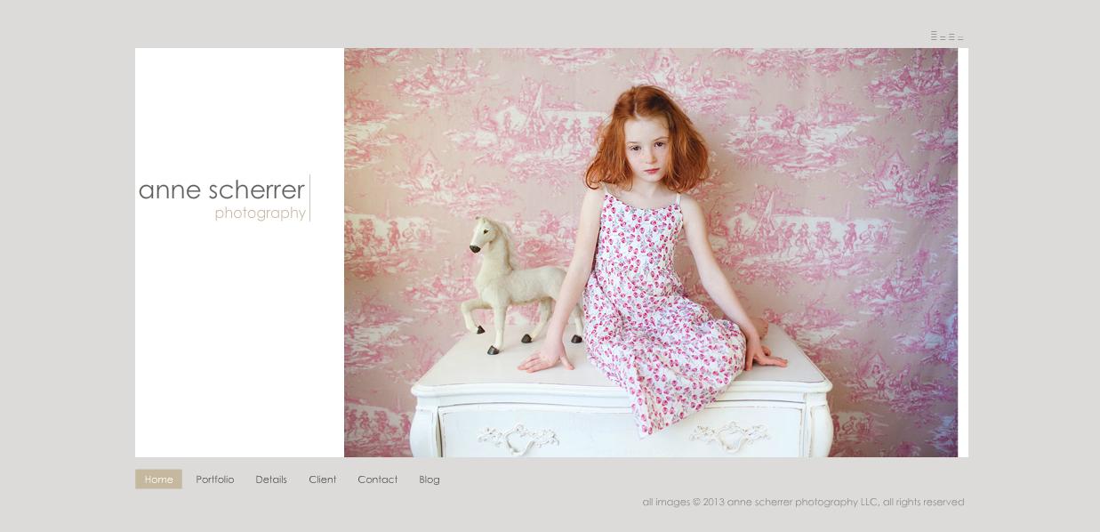 Anne Scherrer Photography