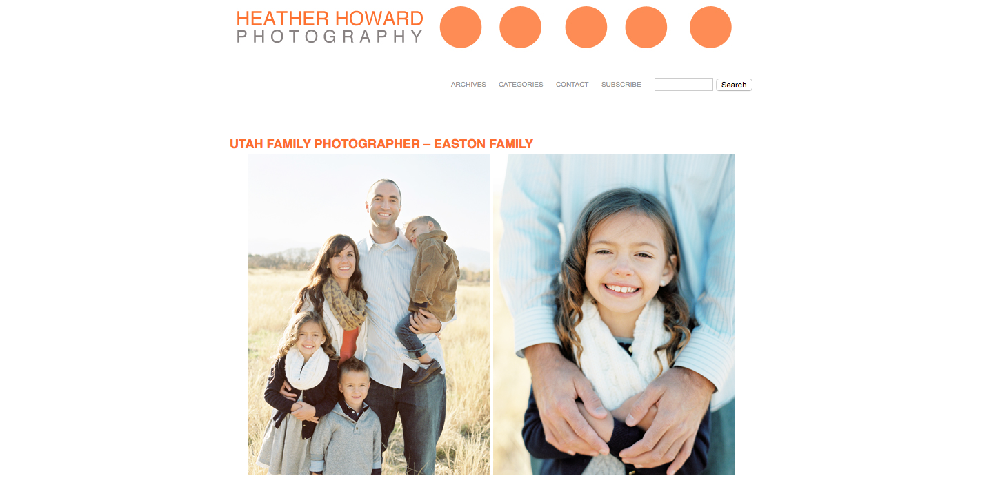 115+ Inspiring Family Photographers You Can't Miss