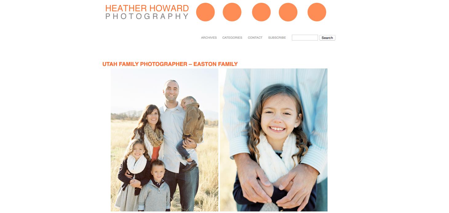 Heather Howard Photo