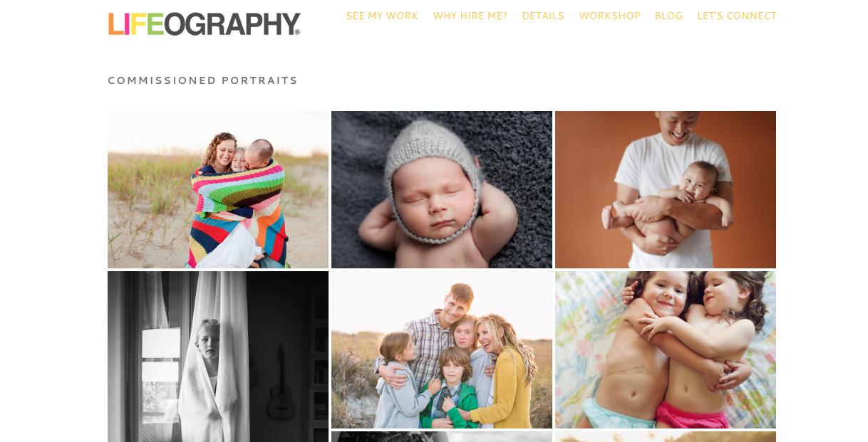 Lifeography