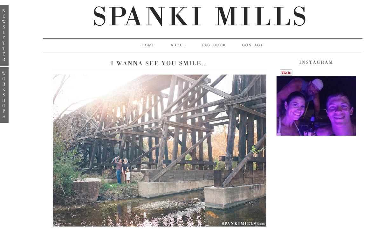 Spanki Mills photography
