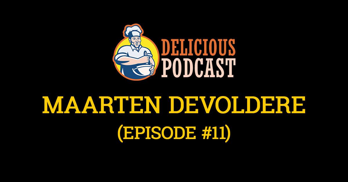 maarten devoldere podcast